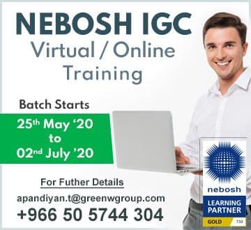 Nebosh IGC Result statistics