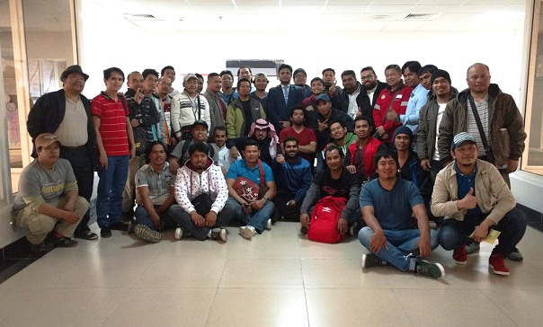 Safety Training Institute In-house Training Batch |Health and safety